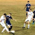 Boys Varsity Soccer falls to Pendleton 4 – 1