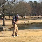 Boys Varsity Golf finishes 1st place at Brashier Middle College / Seneca