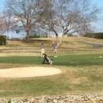 Boys Varsity Golf falls to Palmetto 195 – 172