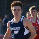 Boys Varsity Track Finishes First Place In Five-Team Meet at Emerald