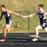 Boys Varsity Track Wins Home Meet over Palmetto, Wren, Emerald