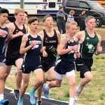 Boys JV and Middle School Track Compete in Hurricane JV Invitational