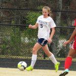 Girls Junior Varsity Soccer beats Palmetto 4 – 0