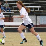 Girls Junior Varsity Soccer beats Berea 8 – 0