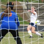 Girls Varsity Soccer beats Southside 5 – 0