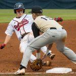 Boys Varsity Baseball beats Pendleton 3 – 2