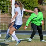 Girls Varsity Soccer beats Emerald 7 – 0