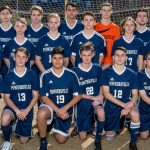 Boys Varsity Soccer beats Southside 2 – 1