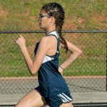 Girls Varsity Track Falls to Wren