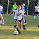 Girls Varsity Soccer falls to Wren 4 – 0