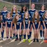 Girls Junior Varsity Soccer beats Wren 2 – 1