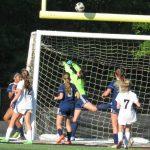 Girls Junior Varsity Soccer falls to T L Hanna 4 – 0
