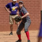 Girls Varsity Softball finishes season in playoffs; falls to Walhalla 2 – 1