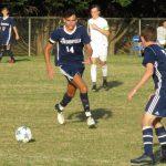 Boys Varsity Soccer falls to Seneca 3 – 0 in second round of Playoffs