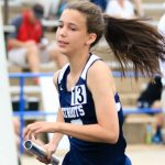 Powdersville Girls Track Compete at Upperstate; Williams Advances to State