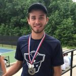 Powdersville's Oliver Advances to State Tennis Quarter-finals; Named to All-State Team