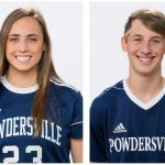 Irby, Morhmann named to All-State Soccer Teams