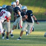 Powdersville Boys Junior Varsity Football falls to Belton-Honea Path 46-14