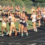 Powdersville Girls Varsity Cross Country finishes 4th place at Pre-Region Event – Liberty High