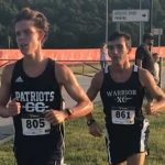 Powdersville Boys Varsity Cross Country finishes 2nd place at Pre-Region Meet at Liberty