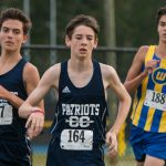 Boys Varsity Cross Country finishes 2nd place at Wren Meet