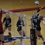 Powdersville Junior Varsity Volleyball Defeats Liberty 2 – 0