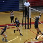 Powdersville Varsity Volleyball Defeats Pendleton 2 – 0
