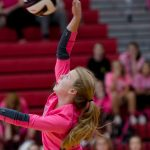 Powdersville Girls Junior Varsity Volleyball Defeat Wren 2 – 0