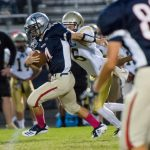 Powdersville Junior Varsity Football falls to Pendleton 30-0