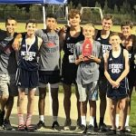 Powdersville Boys Varsity Cross Country Wins Palmetto Meet By 1 Point
