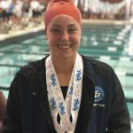 Powdersville Varsity Girls Swimmer Keri Golden Newest State Champion, Team Finishes 9th