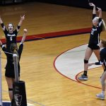 Powdersville Junior Varsity Volleyball beats West Oak 2 – 0