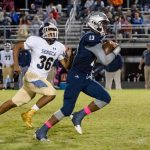Powdersville Varsity Football falls to Seneca 45 – 21