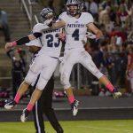 Powdersville Varsity Football beats West Oak 14 – 6
