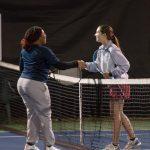 Powdersville Girls Varsity Tennis beats Chester 5 – 2