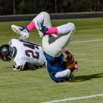 Powdersville Varsity Football falls to Liberty 21 – 13