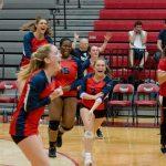 Powdersville Varsity Volleyball beats Indian Land 3 – 1, Advances to Upperstate Championship