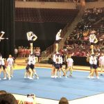 Powdersville Competitive Cheerleaders Finish Fifth at Debbie Rogers Cheer Classic