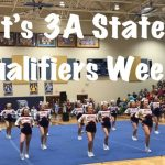 Powdersville Competitive Cheerleaders Headed to AAA State Qualifer 11/8/2018