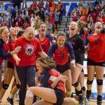 Powdersville Varsity Volleyball Wins AAA State Championship; defeats Bishop England 3 – 1