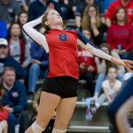 Albright Named SC Player of Week by American Volleyball Coaches Association
