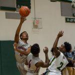 Powdersville Varsity Boys Basketball Takes on Berea in Greenville County Hoops Jamboree