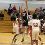 Powdersville Boys Varsity Basketball defeats Carolina High School & Academy 59 – 37