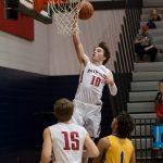 Powdersville Boys Varsity Basketball falls to Wren 101 – 77