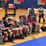 Powdersville Varsity Wrestling defeats Landrum 54-24, Chesnee 54-28, and Chapman 48-30