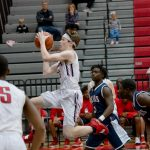 Powdersville Boys Varsity Basketball beats Belton-Honea Path 56 – 46