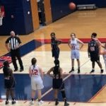 Powdersville Girls Junior Varsity Basketball beats Belton-Honea Path 24 – 10