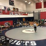 Powdersville Varsity Wrestling Finishes 4-1 at Powdersville Duals Tournament