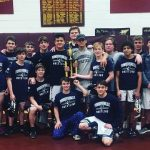 Powdersville Varsity Wrestling Finishes Second at Woodruff Wolverines Duals Tournament