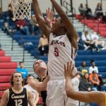 Powdersville Boys Varsity Basketball beats Crescent 52 – 40